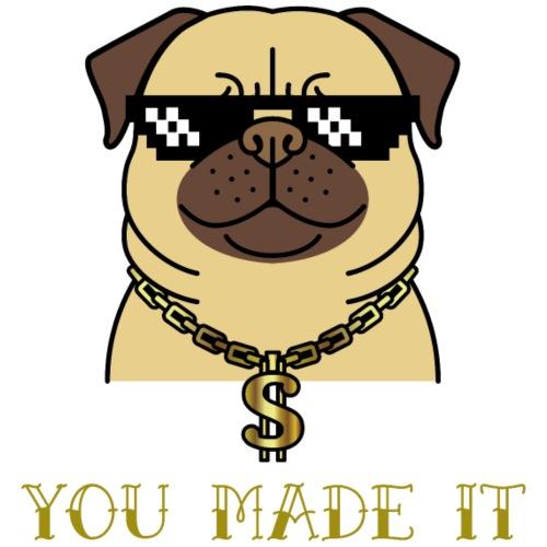 you made it - Männer Premium T-Shirt