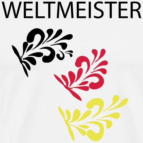 Frankfurt Bembelschwung - Männer Premium T-Shirt