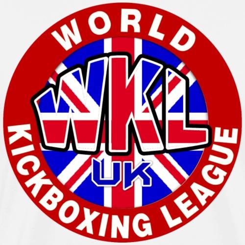 WKL UK - Camiseta premium hombre