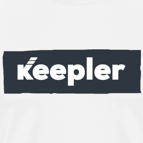 Keepler Basic - Camiseta premium hombre