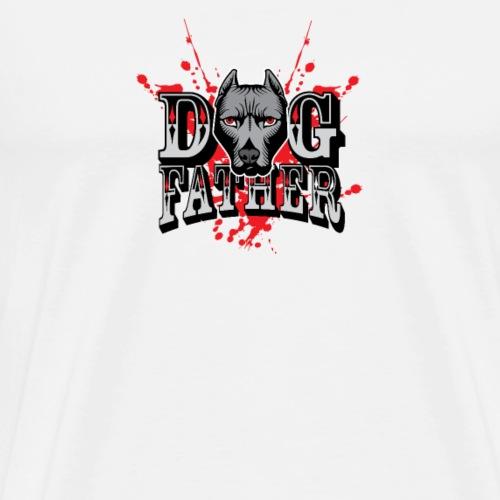 Dog Hund Liebhaber Geschenk Idee Geburtstag Welpe - Männer Premium T-Shirt