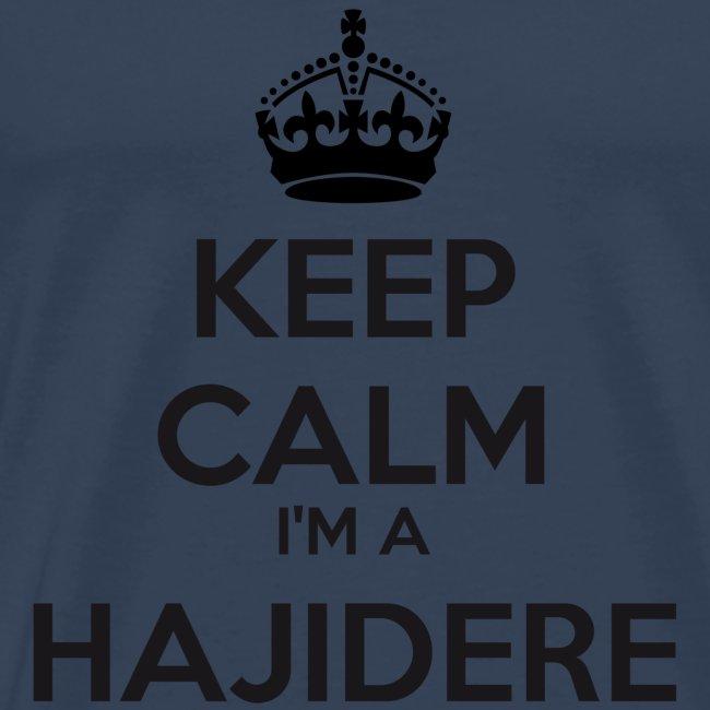 Hajidere keep calm