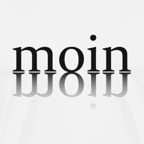 moin - Norden, Friesland, Ostfreisland in Schwarz