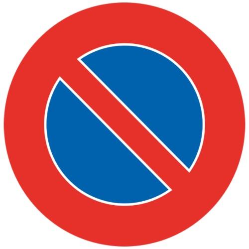 Parken verboten Tshirts - Männer Premium T-Shirt
