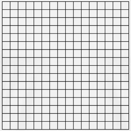 Pixel-Art - 16x16 - black - Männer Premium T-Shirt