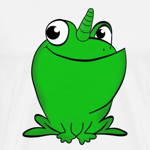 Einhorn Einhornfrosch Unifroog - Männer Premium T-Shirt