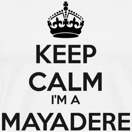 Mayadere keep calm - Men's Premium T-Shirt