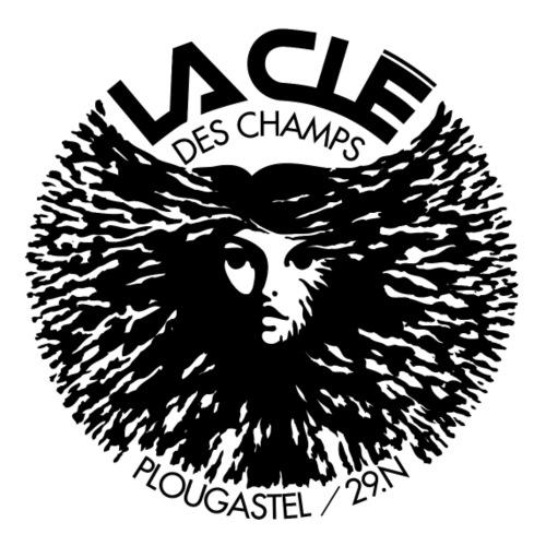 La Clé des Champs logo - T-shirt Premium Homme
