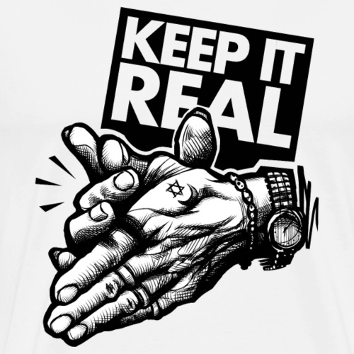 Forever Camarón - Keep it Real! - Camiseta premium hombre