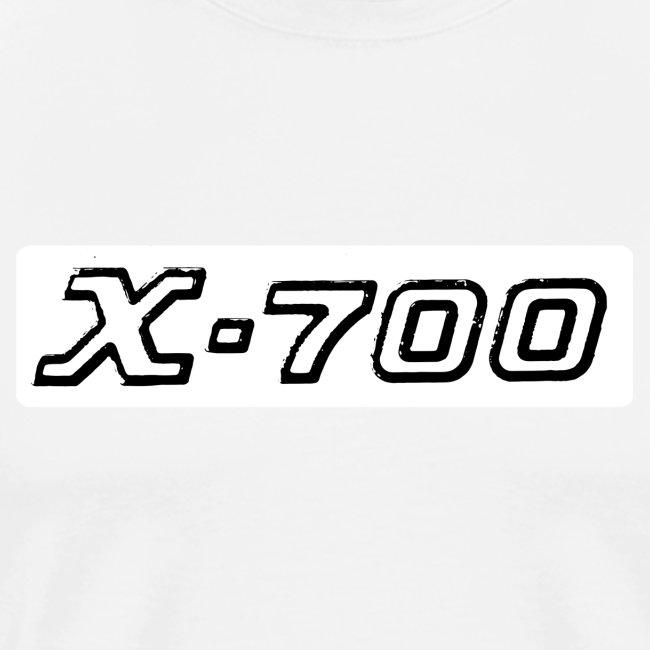 Minolta X-700 White