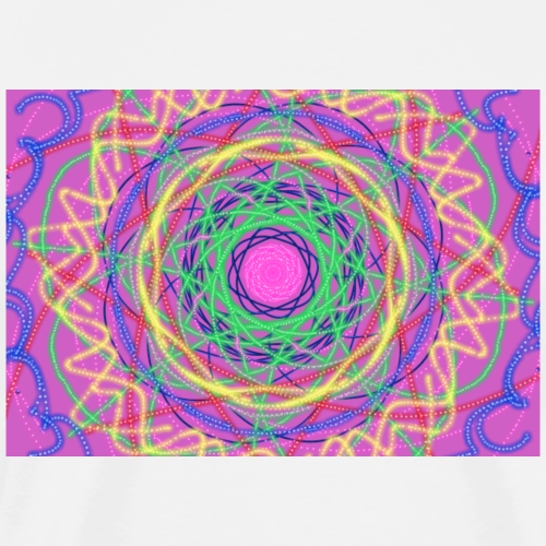 Mistyc eye - Maglietta Premium da uomo