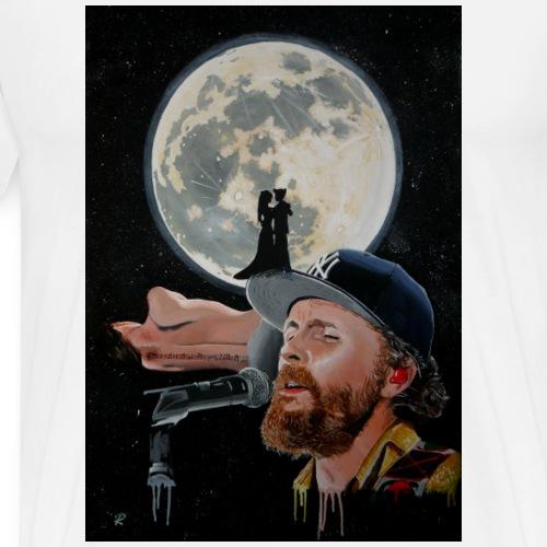 Chiaro di Luna - Maglietta Premium da uomo