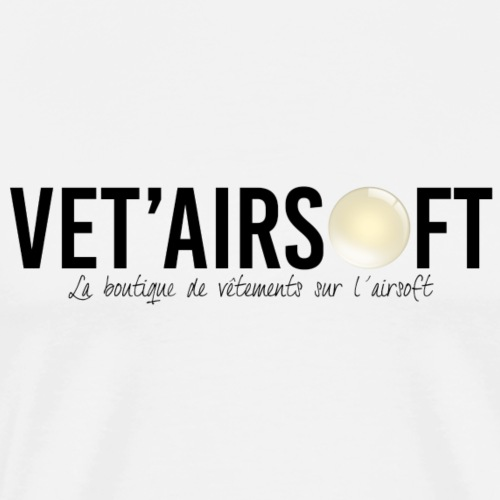 Logo Vet'Airsoft (noir)
