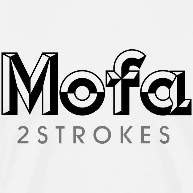 Mofa Logo Parody - 2 Strokes (v1)