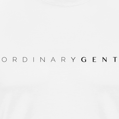 Ordinary Gent by Ordinary Chic Basic - Men's Premium T-Shirt