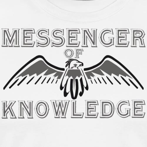 KNOWLEDGE - T-shirt Premium Homme