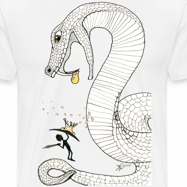 Poison - Fight against a giant poisonous snake