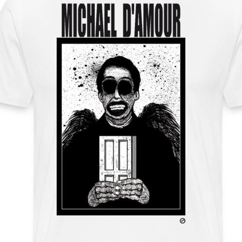 Michael D'Amour Ange noir édition limitée - T-shirt Premium Homme