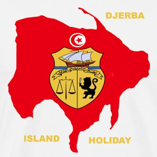 Djerba Insel Urlaub Tunesien - Männer Premium T-Shirt