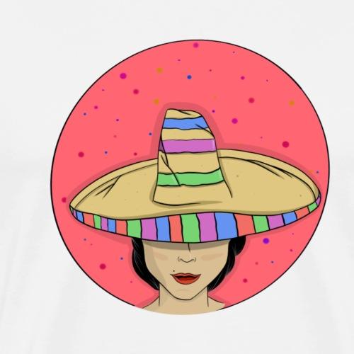 La femme au Sombrero