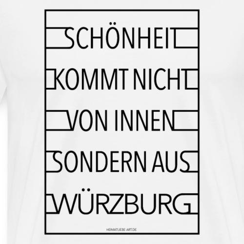 Würzburg - Männer Premium T-Shirt