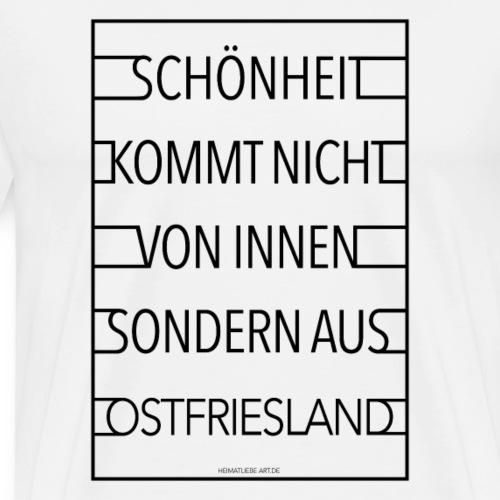 Ostfriesland - Männer Premium T-Shirt