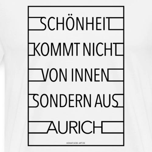 Aurich - Männer Premium T-Shirt