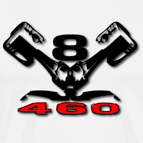460 v8 - Herre premium T-shirt