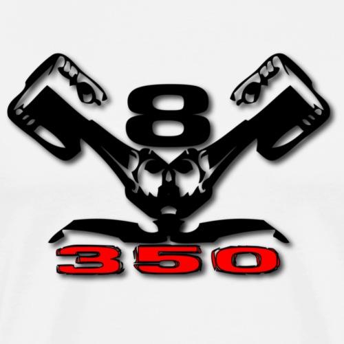 350 v8 - Herre premium T-shirt