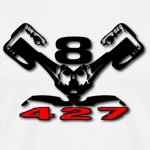 427 v8 - Herre premium T-shirt