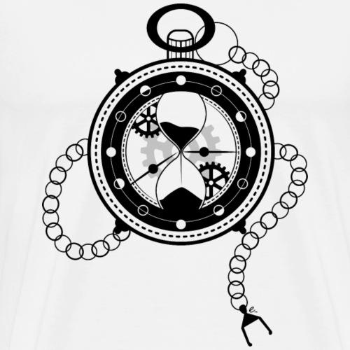 Le Temps - T-shirt Premium Homme