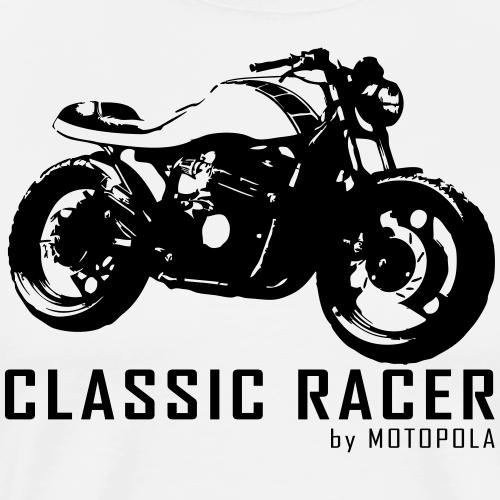 MP CLASSIC RACER - Männer Premium T-Shirt