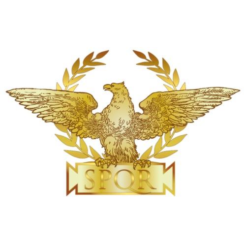 SPQR - Aquile di Roma - Maglietta Premium da uomo