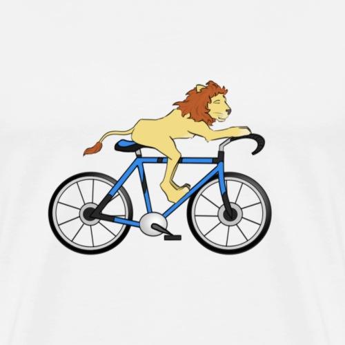 oma s bike - Men's Premium T-Shirt