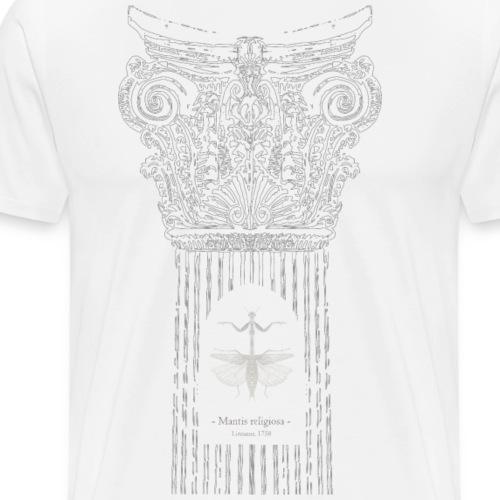 Ode à la mante religieuse - T-shirt Premium Homme