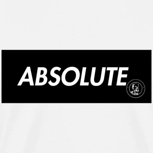ABSOLUTE - Camiseta premium hombre