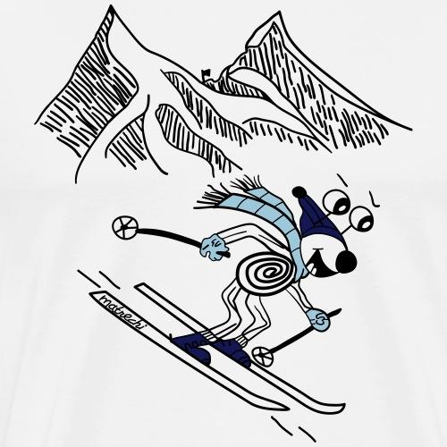 matrechi der Pisten-Flitzer - Männer Premium T-Shirt