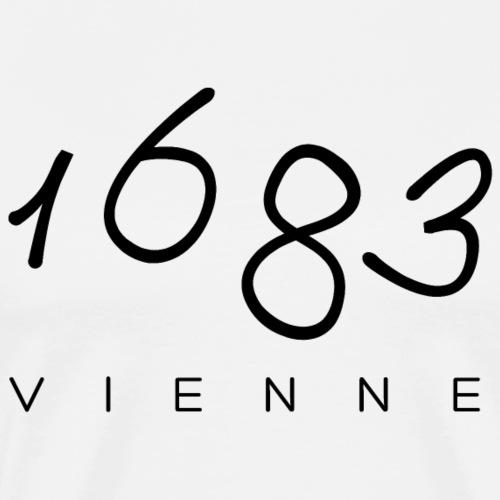 1683 B png - T-shirt Premium Homme