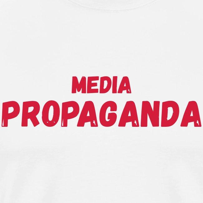 Media propaganda, propagande, fake news, mensonge