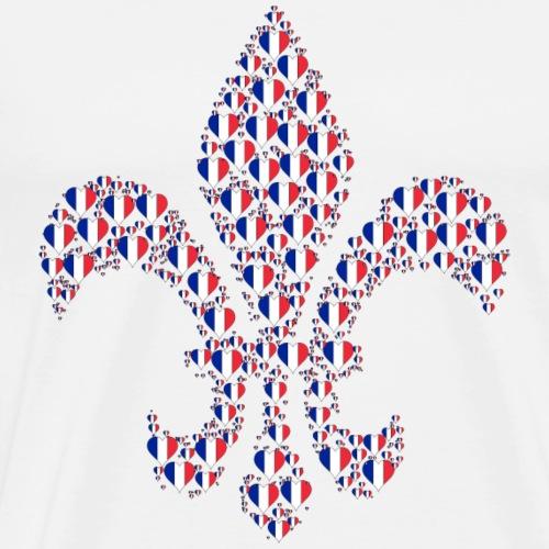 fleur france - T-shirt Premium Homme