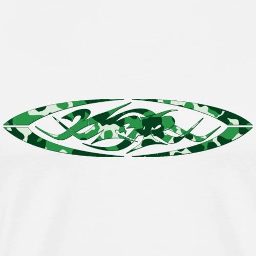 2wear original logo cammo green