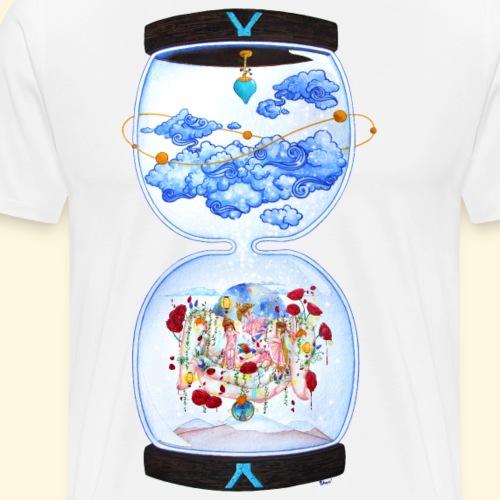 La Colline des Roses - T-shirt Premium Homme
