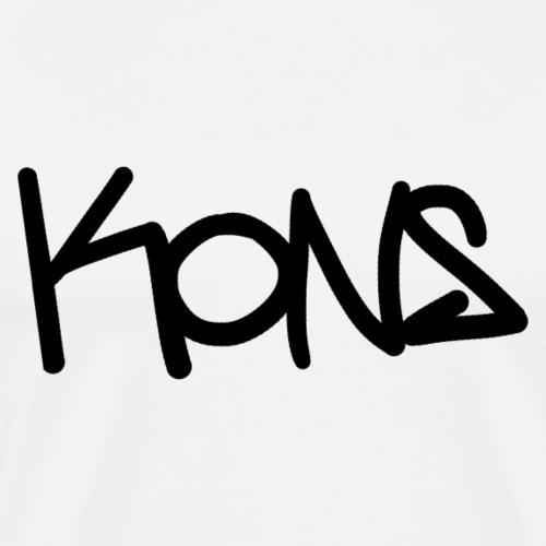 Pull Kons Signature - T-shirt Premium Homme