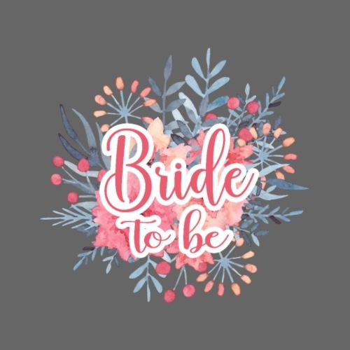 JGA Gruppenshirt Bride to be