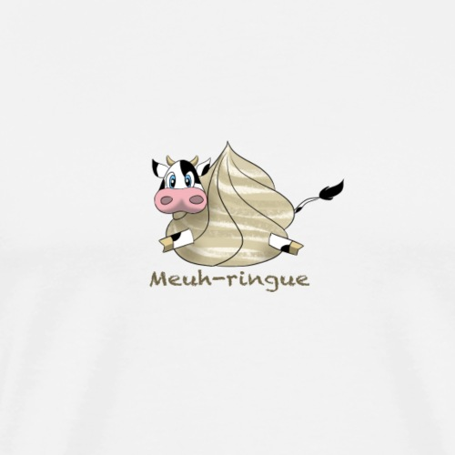 Meuh-ringue - T-shirt Premium Homme