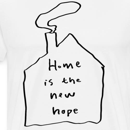 by Mads Rafte Hein - Herre premium T-shirt