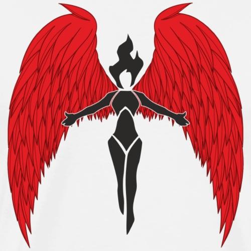 Anioł Angel - Koszulka męska Premium