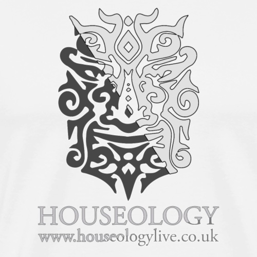 Houseology Original - 50/50 - Men's Premium T-Shirt