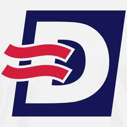 D Dahlén Rederiet - Premium-T-shirt herr