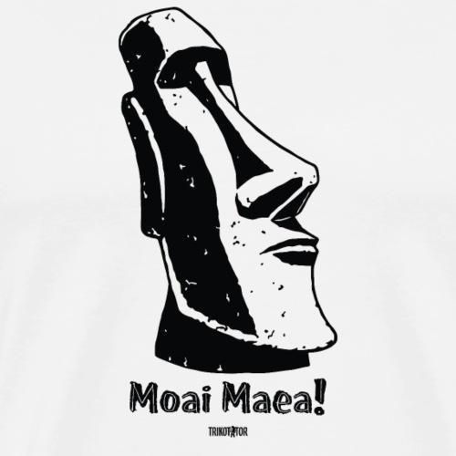 Moai Maea! - Männer Premium T-Shirt